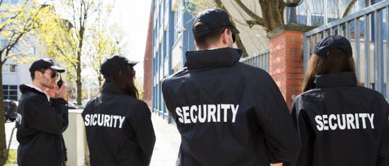 Individualkurse Gruppe Einzeln Sicherheitsdienst Security