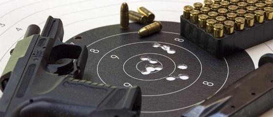 Schiessausbilder Faustfeuerwaffen Sicherheitsdienst Security