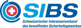SIBS Schweizerischer Interessenverband des bewaffneten Sicherheitsgewerbes Logo