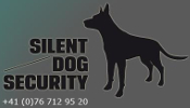 Silent Dog Security Logo