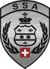 Schweizerische Sicherheitsagentur SSA Logo