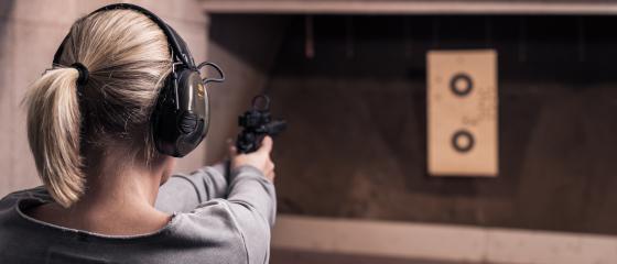 Schiessen Grundkurs Pistole Revolver Sicherheitsdienst Security