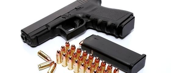 Schnupper-Schiessen Pistole Revolver Sicherheitsdienst Security